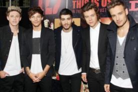 Fans chilenas de One Direction deberán controlarse