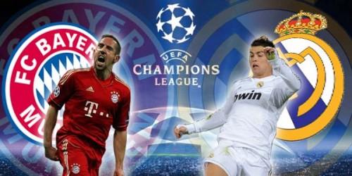 Champions en vivo: Alineaciones del partido Bayern Munich vs Real Madrid