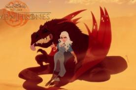 Personajes de Game of Thrones dibujados al estilo Disney [Fotos]