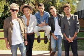 One Direction supera increíblemente a Justin Bieber en ventas