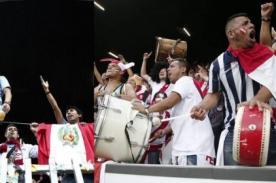 Perú vs Suiza: Hinchas de Alianza y Universitario presentes en Lucerna