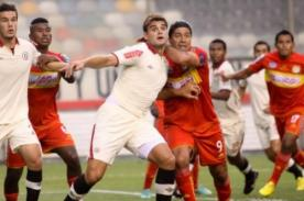 Torneo Apertura 2014 En Vivo: Minuto a minuto Universitario Vs. Sport Huancayo por CMD
