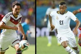 Minuto a minuto Alemania vs Ghana (2-2) – Mundial Brasil 2014 – ATV En Vivo