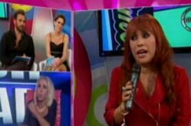 Magaly Medina responde a declaraciones de Laura Bozzo en EVDLV