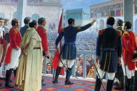 ¿Por qué se celebra el día de la Independencia del Perú el 28 de Julio?