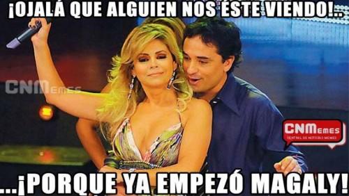 Magaly, Beto, Phillip, Gisela y Roberto en divertidos memes [Fotos]