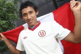 Christofer Gonzales aclara polémica con Alianza Lima
