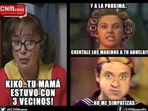 Creativos memes de las declaraciones de 'Chilindrina' sobre Florinda Meza