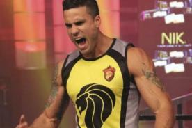 Esto Es Guerra: Así llora Gino Assereto por acusaciones de estafa [VIDEO]