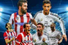 Champions League: Alineaciones del Atlético Madrid vs Real Madrid