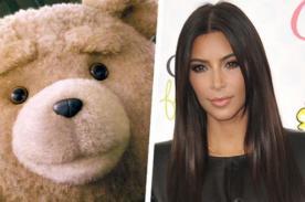 ¡Ted posa al estilo Kim Kardashian! [FOTO]