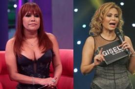 Gisela Valcárcel: ¡Magaly Medina habla sobre su 'derrota' humillante en el ráting! - FOTO