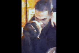 Combate: Andrea San Martín ampayada en apretada situación con Alvaro Stoll - FOTO
