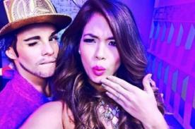 Esta es la última foto de la amistad entre Jazmín Pinedo y Alejandra Baigorria - FOTO