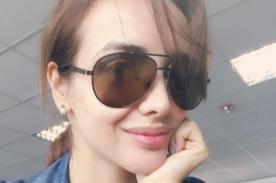 Rosángela Espinoza se siente la mujer más hermosa con este selfie - FOTO