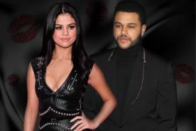 Esto confirmaría el romance de Selena Gomez y The weeknd