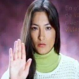 Video: Magaly Solier protagoniza spot en quechua contra la violencia hacia la mujer