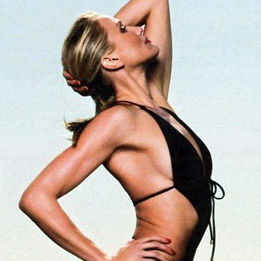 Cameron Diaz más sensual que nunca para la revista Madame Figaro