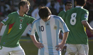 Eliminatorias Brasil 2014: Argentina empató 1-1 con Bolivia en Buenos Aires - Video
