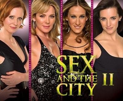 Sarah Jessica Parker en nuevo póster de Sex and the City 2