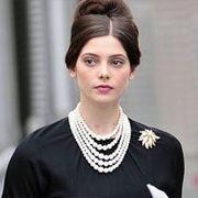 Mira el nuevo look de Ashley Greene para el filme 'Pan Am' (Fotos)