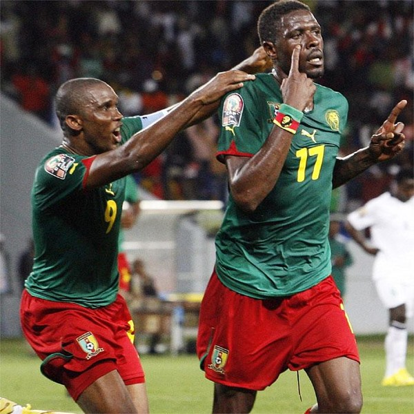 Copa Africana 2010: Zambia vence 2-1 a la selección de Gabón
