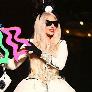 Lady Gaga inaugura GAGA'S WORKSHOP en tienda de Nueva York