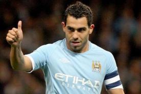 Fútbol inglés: Carlos Tévez pidió disculpas al Manchester City