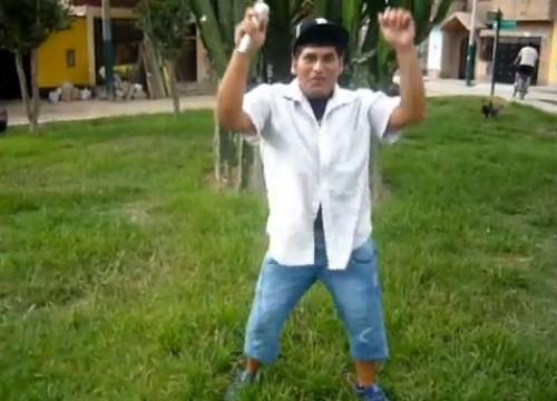 Como Los Wachiturros: Los Wachimanes también se tiran un paso (Video)