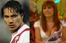 Magaly Medina aseguró que no se corrió de Paolo Guerrero en evento