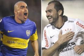 Copa Libertadores en vivo: Final Corinthians vs Boca Juniors - 2012