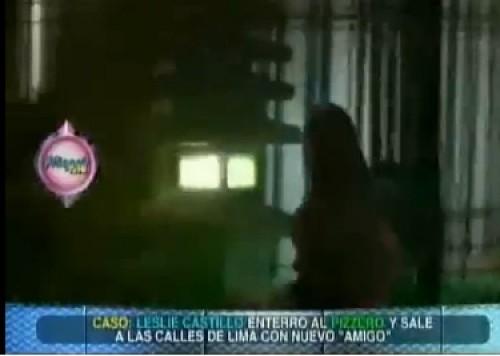 Video: Leslie Castillo olvida a 'Pizzero' con nuevo galán