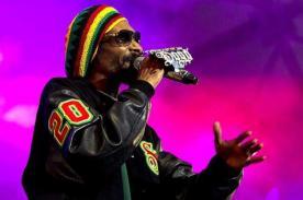 Snoop Dogg se cambia de nombre a Snoop Lion insipirándose en el reggae