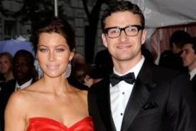 Prometida de Justin Timberlake aún no quiere fijar fecha de la boda