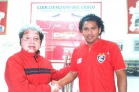 Fútbol peruano: Santiago Acasiete firmó por Cienciano