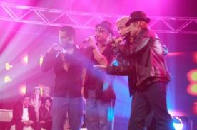 Yo Soy: Los Backstreet Boys peruanos cantan 'As long as you love me' - Video