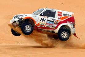 Dakar Perú 2013: Hiroshi Masuoka, bicampeón del rally, estuvo en Lima