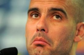 Josep Guardiola fue descartado como nuevo técnico de Brasil