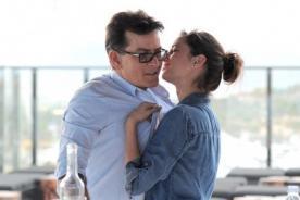 Charlie Sheen estrena novia: Actriz porno se convierte en nueva 'diosa'