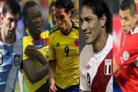 Eliminatorias Brasil 2014: Así va la tabla de posiciones - Fecha 12