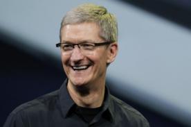 Subasta para tomar café con el jefe de Apple llegó a los 600 000 dólares