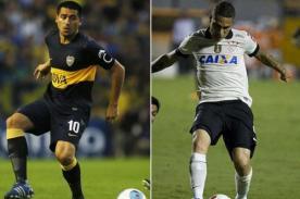 Copa Libertadores 2013: Boca Juniors vs Corinthians - en vivo por Fox Sports