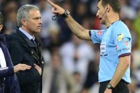 Video: El día en el que Mourinho y Cristiano Ronaldo fueron expulsados