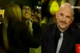 Yo Soy: Ricardo Morán enfurece con Fernando Armas por conducta - Video