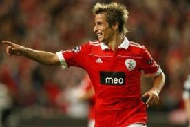 Fabio Coentrao quiere volver el Benfica