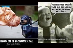Universitario vs Alianza Lima: Los mejores memes del clásico