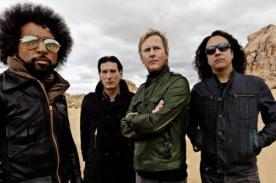 Alice in Chains se presentará en Lima en octubre