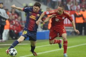 Bayern Múnich jugará amistoso ante Barcelona el 24 de julio