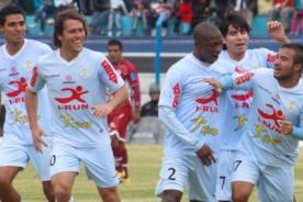 Real Garcilaso venció 3-1 a José Gálvez y clasificó a la Copa Libertadores 2014
