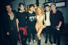 Directioners agradecen a Lady Gaga por el apoyo a One Direction
